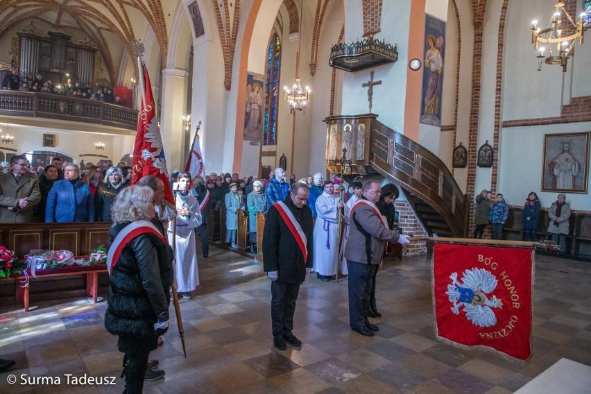 Uroczystości były w kościołach św. Jana i św. Ducha w Stargardzie
