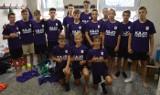 Centralna Liga Juniorów U-15. Akademia Piłkarska Macieja Murawskiego Zielona Góra potrafi grać. Musi tylko uwierzyć w siebie [WIDEO]