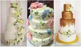 Piękne torty weselne z Radomska. Takie dzieła powstają w pracowniach Tortowy Świat i Sweet Cake [ZDJĘCIA]