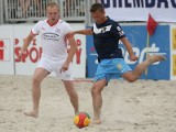 Beach soccer. Vacu Activ zagra o 5. miejsce (wideo, zdjęcia)
