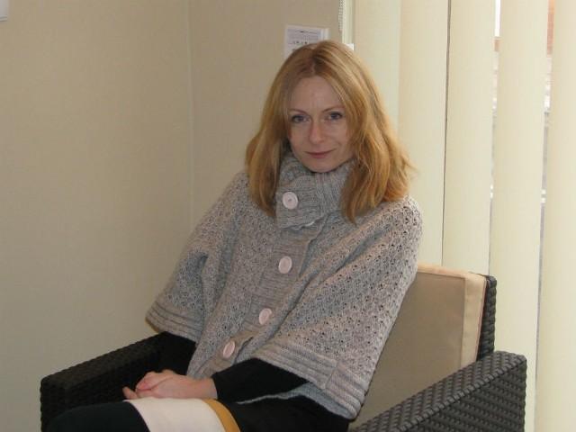 Aneta Krawczyk, psycholog z Sokołowa Małopolskiego
