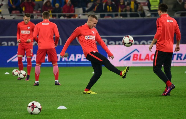 Jacek Góralski zadebiutuje w reprezentacji Polski