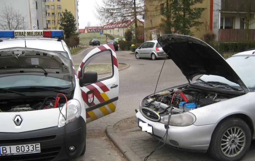 Straż Miejska w Białymstoku uruchomiła tej zimy ponad pół...