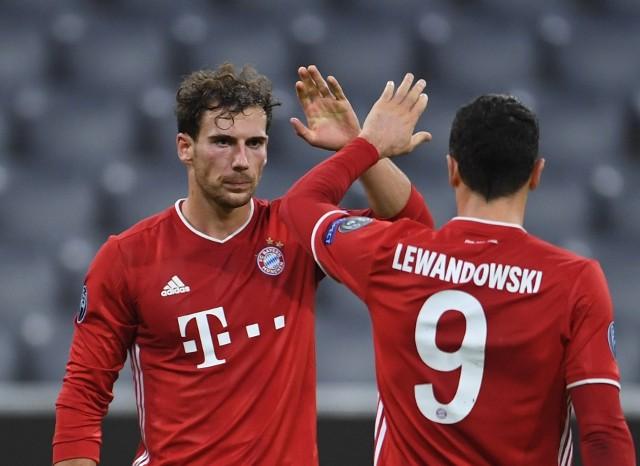 Bayern Monachium - Atletico Madryt 4:0