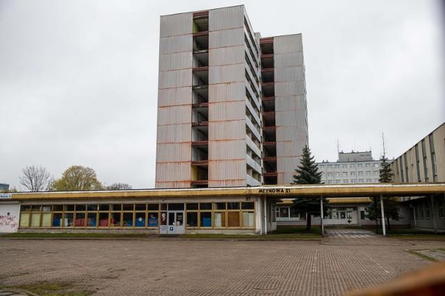 Dawna siedziba Miastoprojektu będzie wyburzona. Powstanie tu nowy budynek.