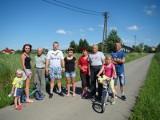 Mieszkańcy Podolsza nie chcą być odcięci od reszty swojej wsi. Domagają się zmiany projektu