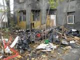 Rybnik: Bezdomni mogli spłonąć żywcem. Wywołali pożar, byli kompletnie pijani