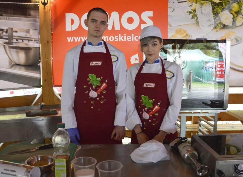 Świętokrzyski Mistrz Kuchni 2017. Juniorzy pokazali, co potrafią!