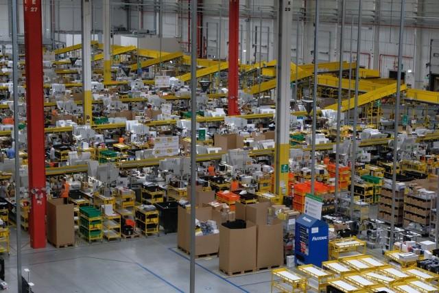 Amazon w Sosnowcu