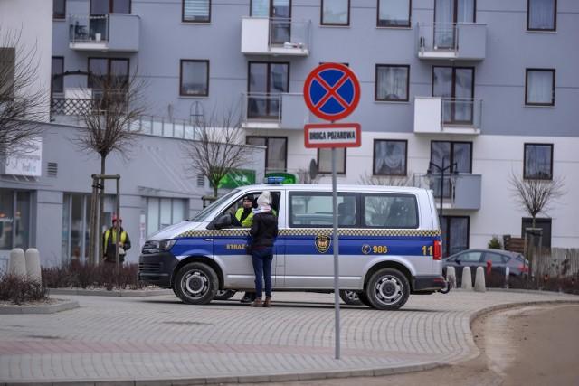 Straż Miejska w Gdańsku często rozwiązuje problemy zgłaszane przez mieszkańców