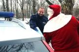 Gorzów. Policjanci zbierają produkty dla potrzebujących. Każdy może zostać świętym Mikołajem i zrobić dobry uczynek!