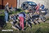 Kradli katalizatory z aut na wielka skalę! Policja rozbiła gang złodziei i paserów. Zabezpieczono łupy wartości 1,5 mln złotych