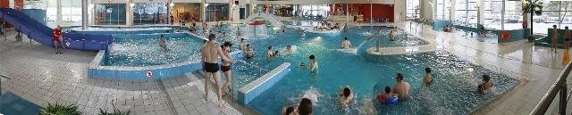 Aquapark Suwałki zaprasza na Dzień Babci i Dzień Dziadka.