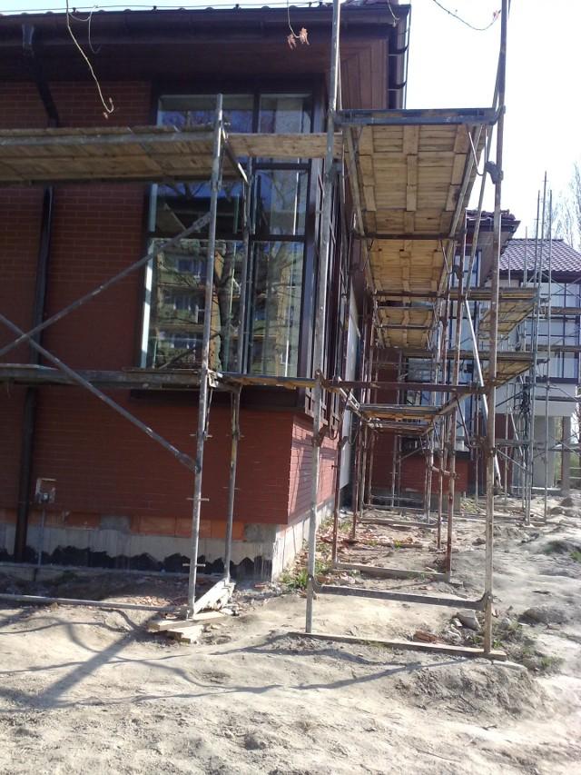 Budowa domu w technologii murowanejBudowa domu w technologii murowanej