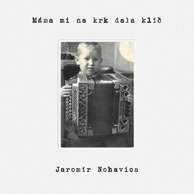 """Jaromír Nohavica przerywa milczenie i powraca z nową płytą pt. """"Máma mi na krk dala klíč"""""""
