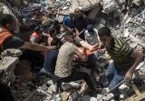 W nalocie izraelskiego lotnictwa na Strefę Gazy zginął przywódca Islamskiego Dżihadu, Hussam Abu Harbeed