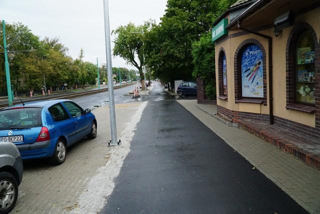 Radni wnoszą o poprawienie niebezpiecznych miejsc drogi rowerowej wzdłuż ul. Grunwaldzkiej.
