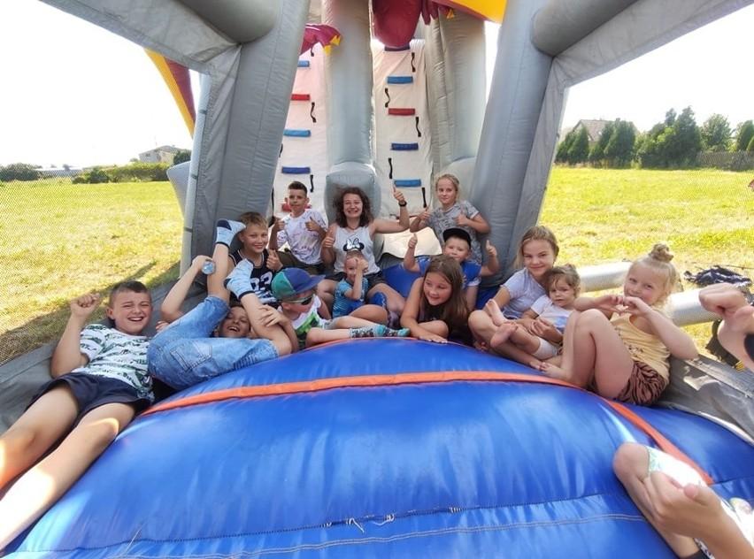 MGOKSiR w Gniewkowie zaprosił dzieci z wsi leżących na...