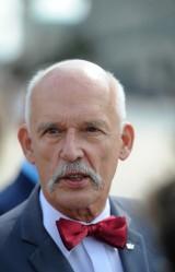 Janusz Korwin-Mikke: Frekwencja podczas referendum pokazuje, że Polacy mają w nosie tych rządzących