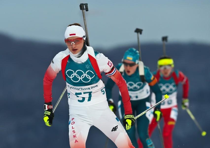 Monika Hojnisz ma już na swoim koncie medal mistrzostw...