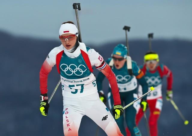 Monika Hojnisz ma już na swoim koncie medal mistrzostw świata. W Pjongczangu postara się nawiązać walkę z czołówką ze startu wspólnego