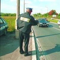 Gdy policjant zatrzyma podczas kontroli dokumenty, powinien wystawić pokwitowanie