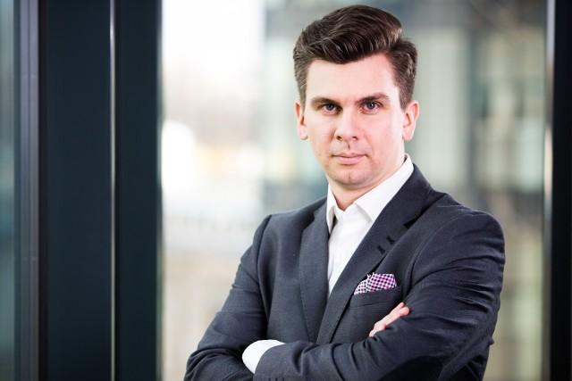 Paweł Brach, współzałożyciel i wiceprezes TogetherData.