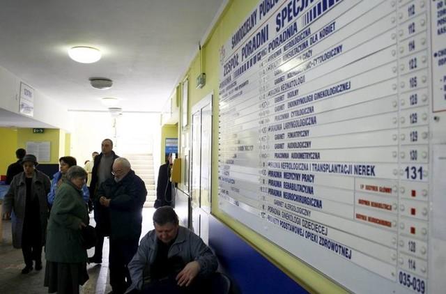 Pieniądze mają pomóc w przywracaniu bezpiecznego dostępu pacjentów do usług medycznych