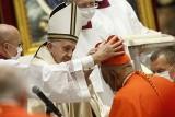Watykan: Papież Franciszek mianował 13 nowych kardynałów. Wśród nich był Wilton Gregory, pierwszy Afroamerykanin