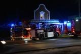 Tragiczny pożar w mieszkaniu przy ulicy Poniatowskiego w Wolsztynie. Nie żyje mężczyzna