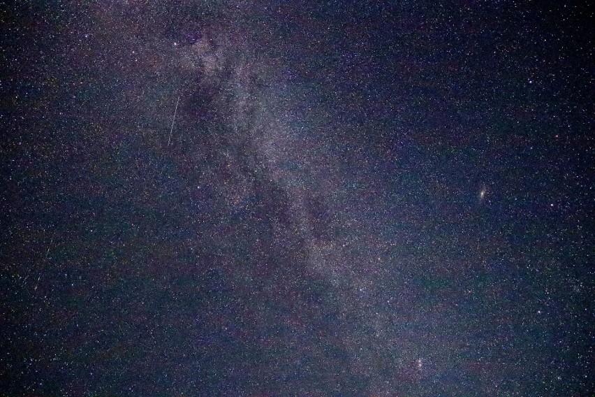 Maksimum meteorów z roju Południowych delta Akwarydów...