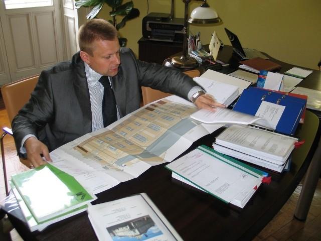 Adam Halwa, dyr. Centrum Kulturalnego w Przemyślu, chciałby, aby w nowym kinie wyświetlane były również ambitne filmy.