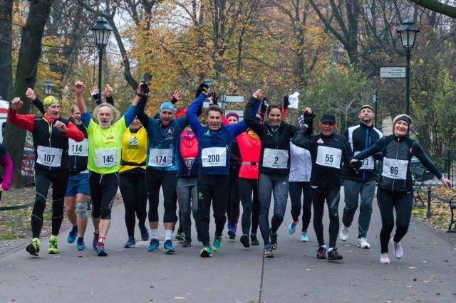 Bieganie jest w Krakowie coraz popularniejsze