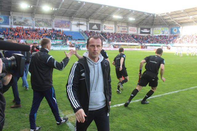 Trener Radoslav Latal