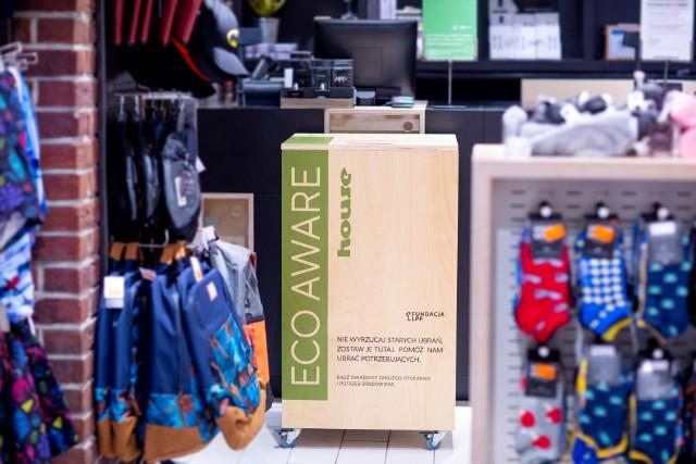 LPP rozszerza akcję zbiórki odzieży używanej