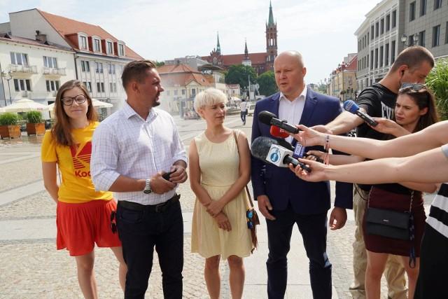 Wiosna jest gotowa rozmawiać o koalicji na jesienne wybory z Koalicją Europejską.
