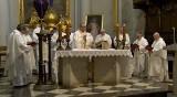 Msza Wieczerzy Pańskiej na Świętym Krzyżu [ZAPIS TRANSMISJI]