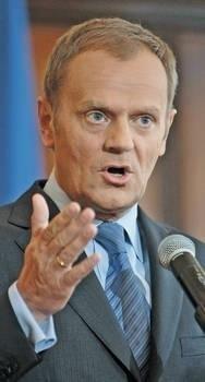 Premier Donald Tusk poinformował, że polityczna część uroczystości 4 czerwca odbędzie się w Gdańsku FOT. Leszek Szymański (PAP)
