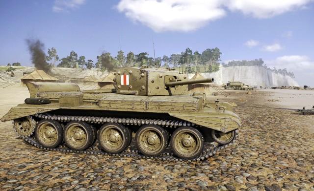 World of Tanks: Operacja SealionWorld of Tanks: Operacja Sealion