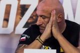 Zadyma na konferencji przed galą Marcina Najmana. MMA VIP-2 w Częstochowie już budzi gorące emocje. Sprawdź kartę walk
