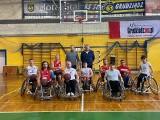 Koszykówka na wózkach. Trzecie miejsce naszej drużyny ŁTSRN