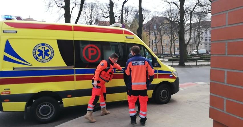 Potrącenie na pasach. 12-latka przewieziona do szpitala