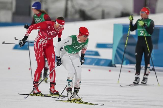 Justyna Kowalczyk i Sylwia Jaśkowiec zajęły 7. miejsce w finale sprintu drużynowego na igrzyskach