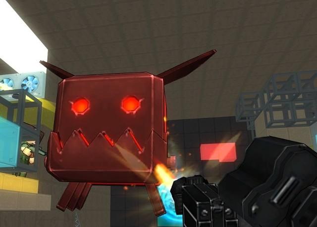 Brick-ForceBrick-Force: W nowym trybie Obrona musimy sobie poradzić z coraz większymi falami pszczelich potworów