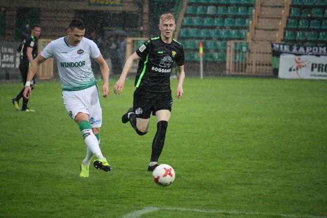 Radomiak Radom zakończył sezon 2018/19 wysoką porażką w Łęcznej.