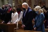 """Joe Biden uczestniczył w nabożeństwie w Waszyngtonie. Potem zostanie zaprzysiężony i powie o """"Zjednoczonej Ameryce"""""""