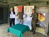 """Porozumienie w sprawie budowy """"Pomnika Chwały Kawalerii i Artylerii Konnej"""" w Wolicy Śniatyckiej"""