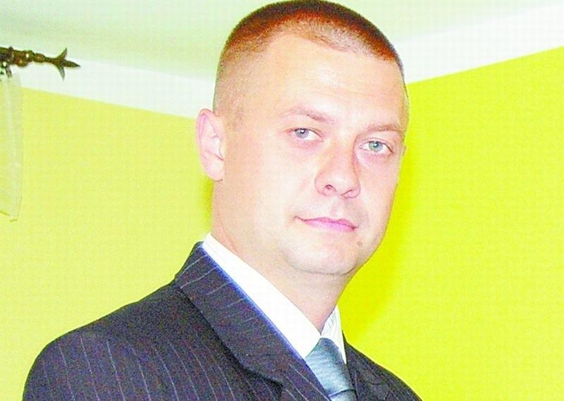 Tomasz Naruszewicz ma zaledwie 32 lata