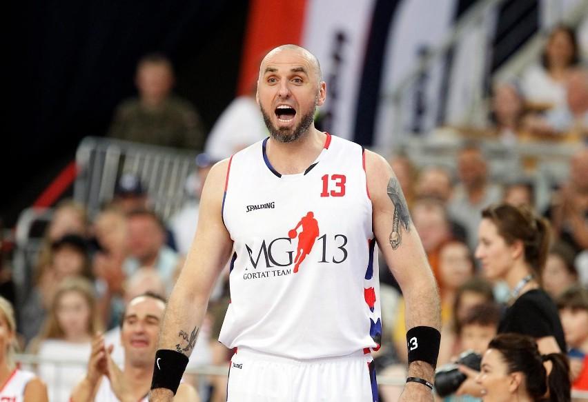 Marcin Gortat jest jedynym koszykarzem, który zagrał w...
