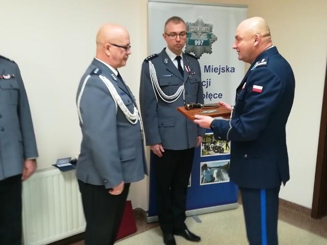 Ostrołęka. Zmiana na stanowisku zastępcy komendanta miejskiego policji w Ostrołęce